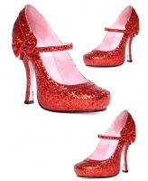 5002 Ruby Leg Avenue Shoes