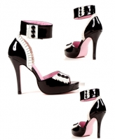 5009 Frenchie Leg Avenue Shoes